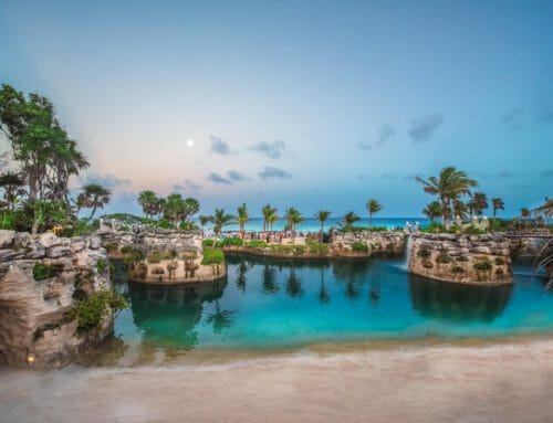 A look into Hotel Xcaret Wedding Packages